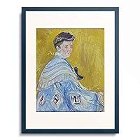 エドヴァルド・ムンク Edvard Munch 「Portrait of Hanni Esche. 1905.」 額装アート作品