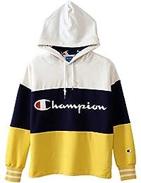 [チャンピオン]フーデッドスウェットシャツ CW-NS111 レディース