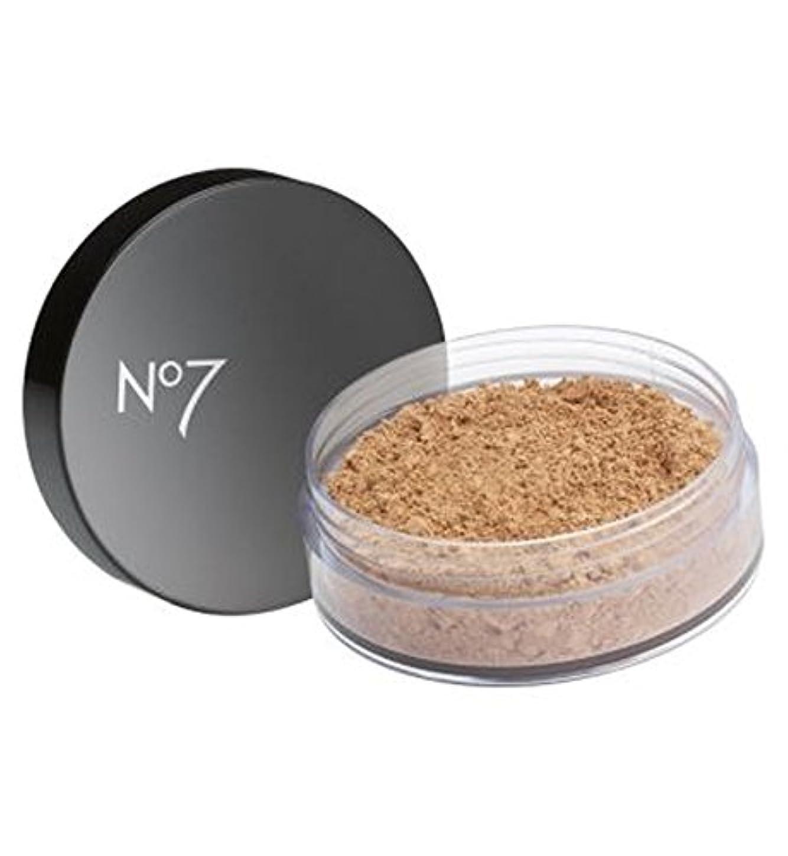 オープニングカカドゥ円周No7ミネラル完璧パウダーファンデーション (No7) (x2) - No7 Mineral Perfection Powder Foundation (Pack of 2) [並行輸入品]