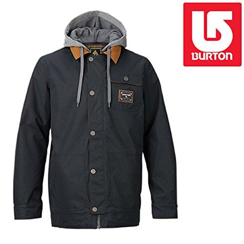 BURTON(バートン) バートン スノーボード ウェア ジャケット DUNMORE Jacket  TRUE BLACK   Burton 2016 ウエア BURTON (15-16 15/16) S