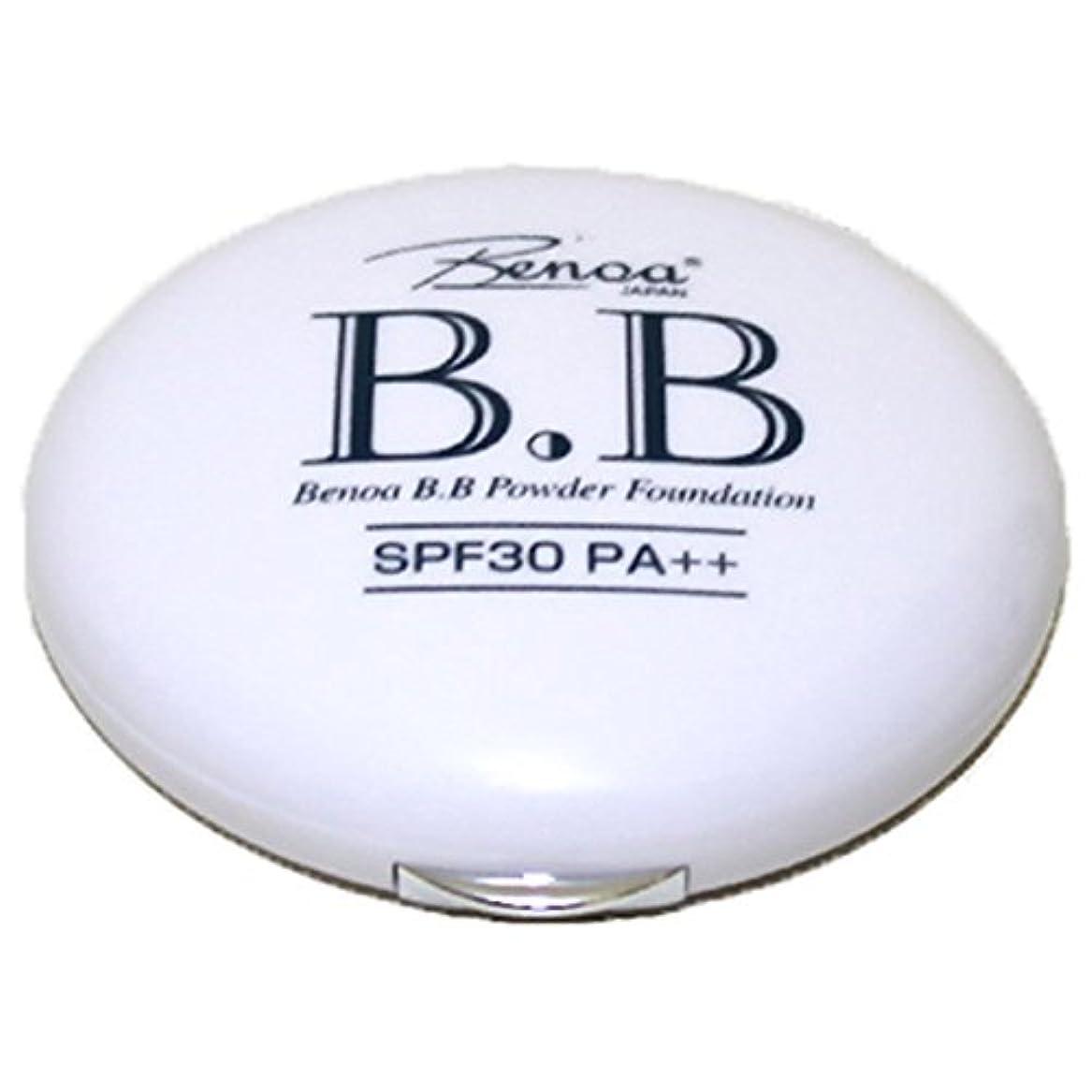 精査変化する酸ファイブスター ベノア BBパウダー ファンデーション