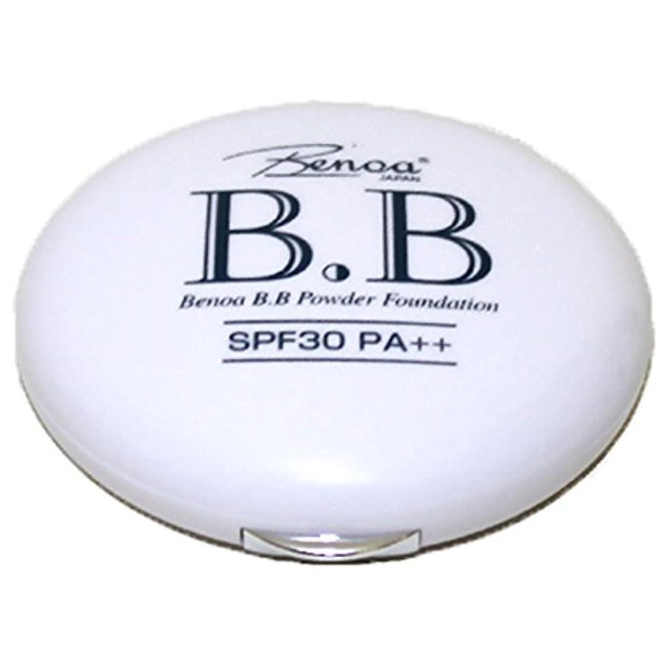 伝導光のキャップファイブスター ベノア BBパウダー ファンデーション