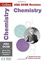 Collins GCSE Revision and Practice: New 2016 Curriculum ? AQA GCSE Chemistry: All-in-one Revision and Practice (Collins GCSE 9-1 Revision)【洋書】 [並行輸入品]