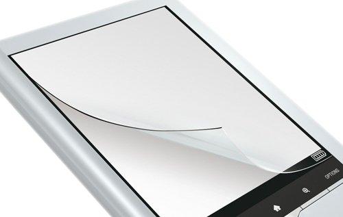 ELECOM SONY Reader PRS-650 6in対応 保護フィルム マット TB-SO65FL