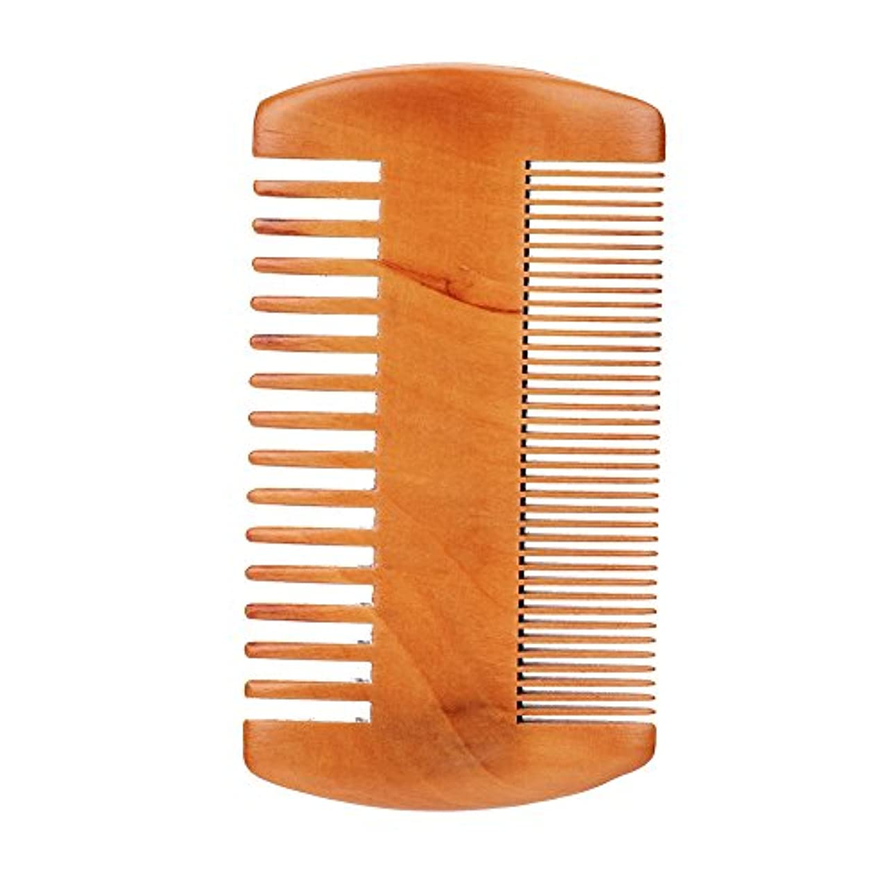 軽量ゴミ箱広げる男性用ひげケアキット、顔用ひげアナグマ+櫛+はさみフェイシャルマッサージ専用のひげ剃り専用キット(#2)