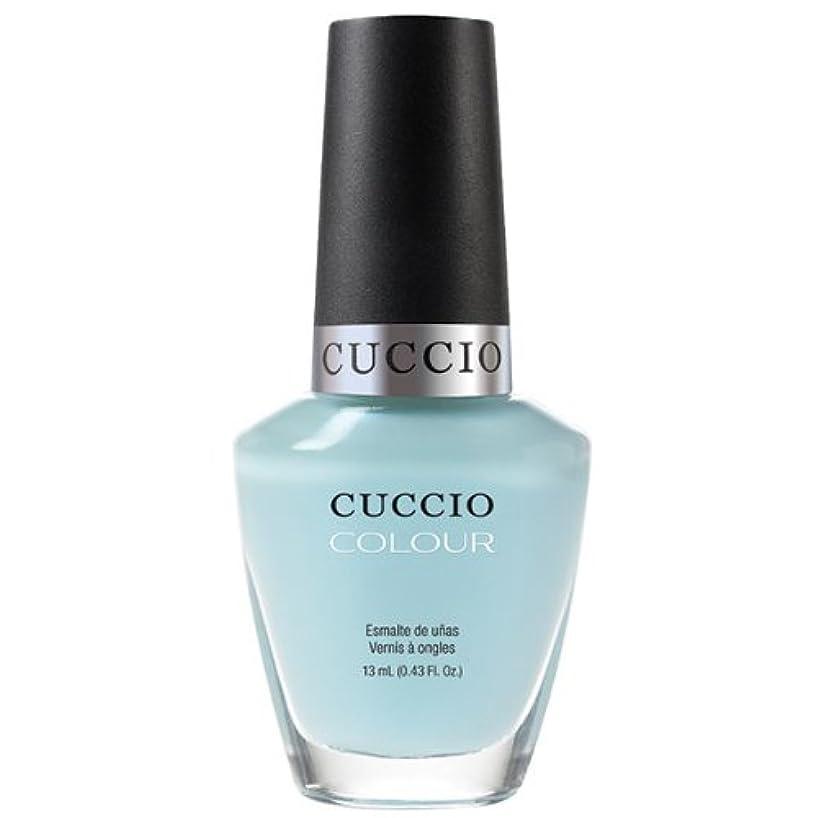 堤防明確な定義Cuccio Colour Gloss Lacquer - Meet Me in Mykonos - 0.43oz / 13ml