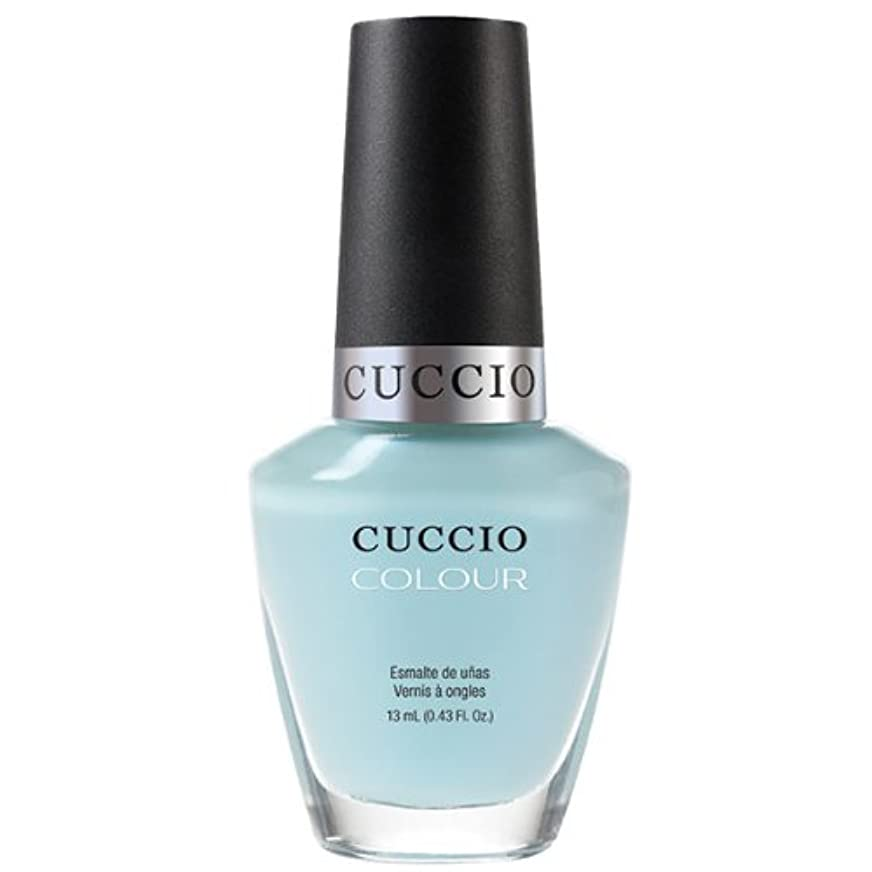 付添人迷信告発Cuccio Colour Gloss Lacquer - Meet Me in Mykonos - 0.43oz / 13ml