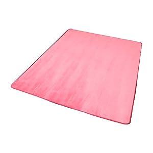 心地よいサラふわ触感ラグ カーペット 洗える ...の関連商品6