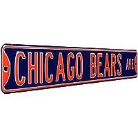 Chicago Bears Ave Street Sign