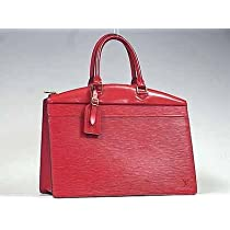 (ルイヴィトン)LOUIS VUITTON エピ デザインハンドバッグ[リヴィエラ] ルージュ M4818E 並行輸入品
