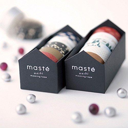 パッケージがかわいすぎ!MARK'Sのクリスマスマスキングテープギフトセット