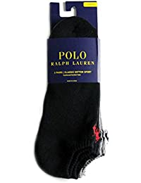 Ghost Sock 3-Pack ラルフローレン 靴下 ソックス POLO RALPH LAUREN 正規品 ポロ ホワイト