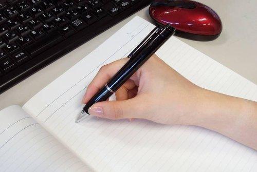 ペン型ICレコーダー 【ペンボイス】 IC-P01【GR-105の新型】