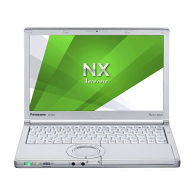 PANASONIC Let's note NX3 CF-NX3EDWCS【Core i5/4GB/SSD128GB/Win8Pro】