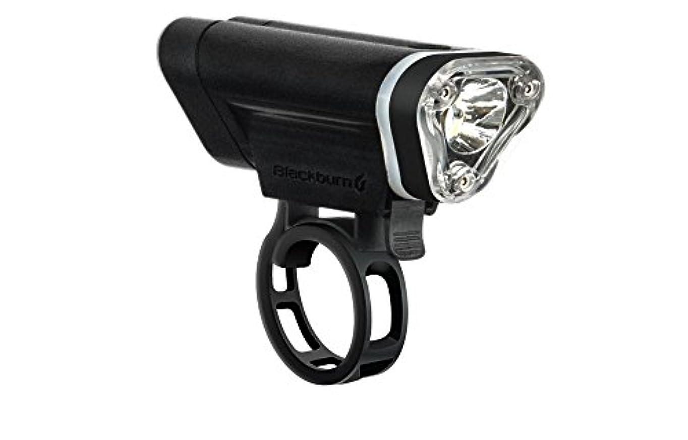 無礼にフィードオンねじれBlackburn(ブラックバーン) 自転車 ライト サイクル LED 単三電池 シリコンバンド 50ルーメン LOCAL [ローカル50フロント] 7053785