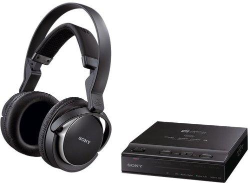 SONY 7.1chデジタルサラウンドヘッドホンシステム MDR-DS7000
