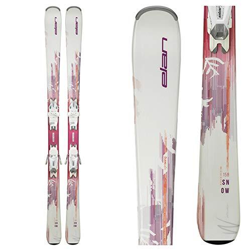 ELAN Snow レディース スキース EL 7.5 バインディング 158cm