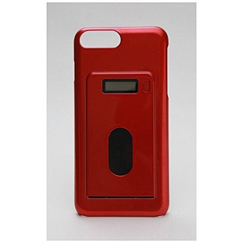 電子マネーの残高が分かるiPhoneケース「nocoly Air for iPhone 7/7 Plus」