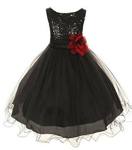 ZAH 소녀 유아 span 콜 특별한 기회의 결혼식의 신부 시중인 드레스 연령2부터 10세에-