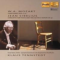 モーツァルト:交響曲第1番変