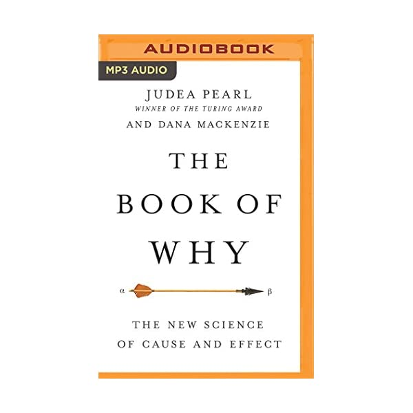 The Book of Why: The New...の商品画像