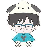 ユーリ!!! on ICE × サンリオ 勇利 ぬいぐるみ Sサイズ