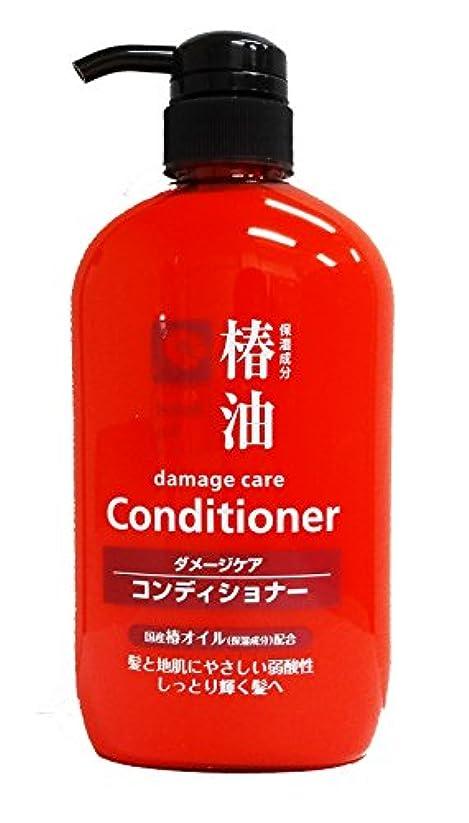 熊野油脂 椿コンディショナー 600ml