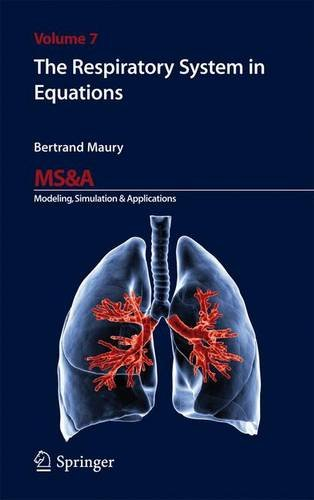 Download The Respiratory System in Equations (MS&A) 8847052130
