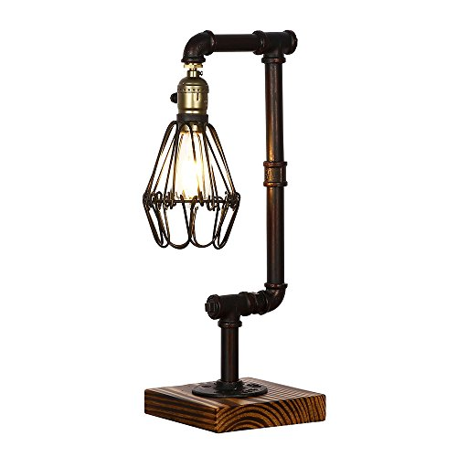 アンティーク ライト ベッドサイド ランプ led 照明 バ...