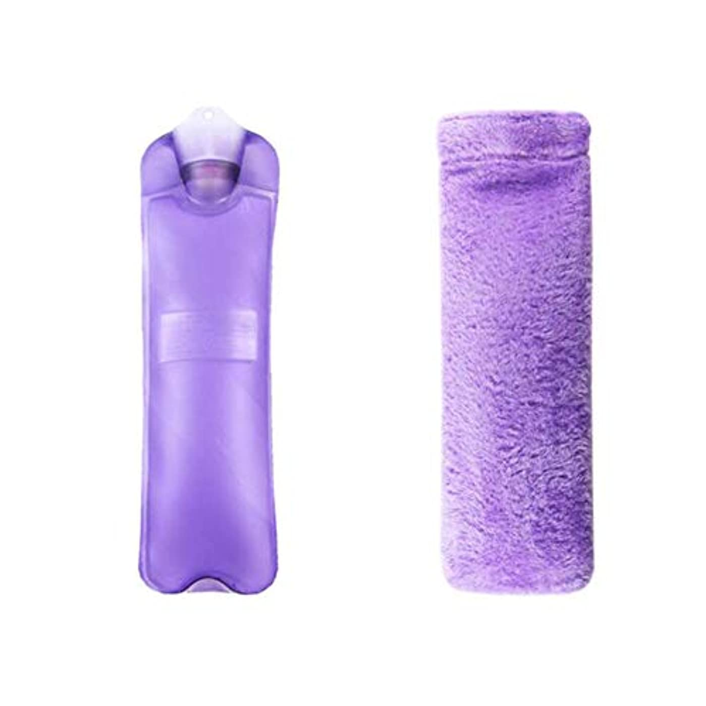 ピュー最も計算可能温水ボトル大温水ボトル2Lは冬に暖かく保ちます
