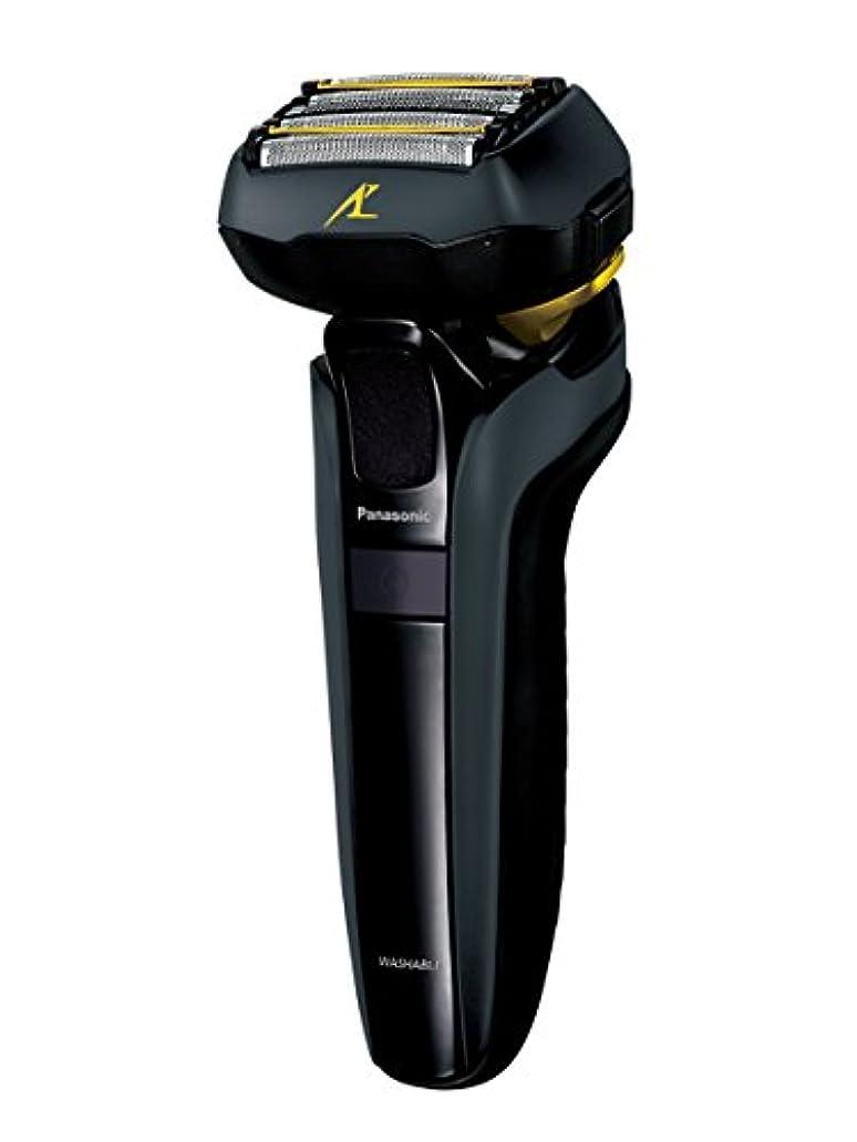 意気揚々でる化粧パナソニック ラムダッシュ メンズシェーバー 5枚刃 黒 ES-CLV5D-K