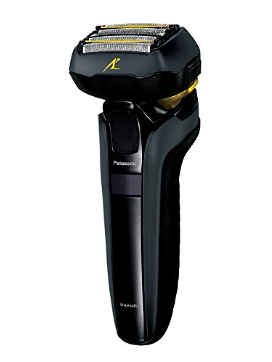 穏やかなテニス刈るパナソニック ラムダッシュ メンズシェーバー 5枚刃 黒 ES-CLV5D-K