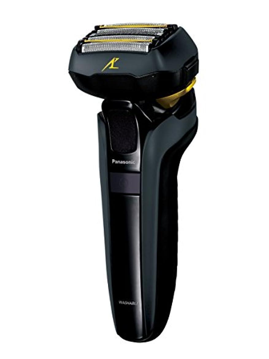 ジャベスウィルソンわずかに生活パナソニック ラムダッシュ メンズシェーバー 5枚刃 黒 ES-CLV5D-K