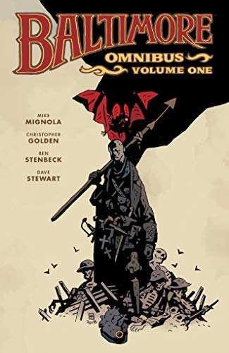 Baltimore Omnibus Volume 1 (English Edition)
