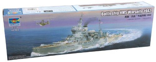 1/350 イギリス海軍 戦艦 HMSワースパイト