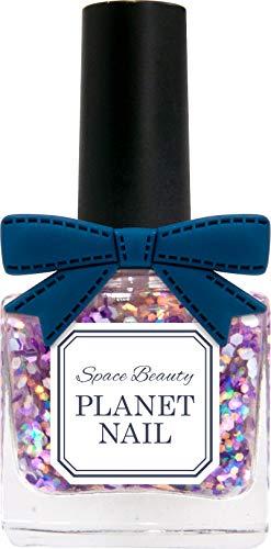 プラネット PLANET(プラネット) ネイルポリッシュ 本体 PLB21 紫色の空想世界 10mlの画像