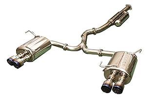 HKS スーパーターボマフラー スバル WRX STI VAB Wテール 31029-AF013 ステッカー
