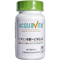 acquavita(アクアヴィータ)  ビタミンB群+ビタミンC 30粒