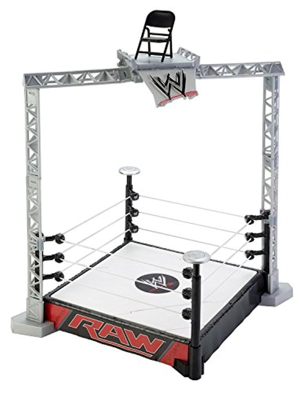 [マテル]Mattel WWE Super Strikers Slam 'n Launch Arena Playset BJN11 [並行輸入品]
