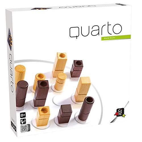 ギガミック (Gigamic) クアルト! (Quarto!) [正規輸入品] ボードゲーム