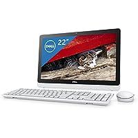 Dell デスクトップパソコン Inspiron 22 3264 Core i5 Officeモデル18Q12HB/Windows10/Office H&B/21.5インチFHDタッチ/8GB/1TB