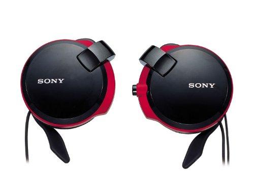 ソニー SONY ヘッドホン MDR-Q38LW : コード巻き取り式 薄型耳かけスタイル ブラック MDR-Q38LW B