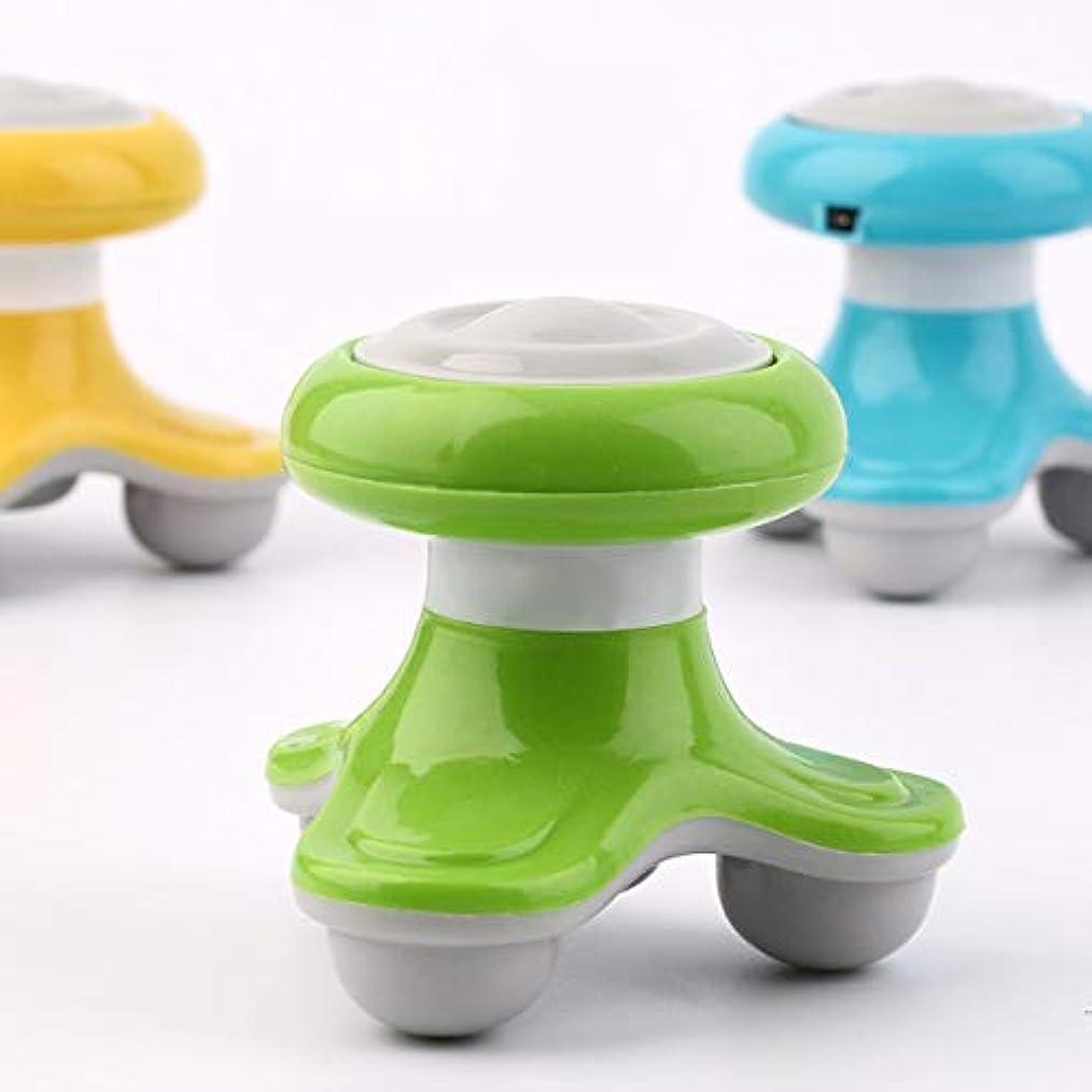 傾向があります行動びっくりするMini Electric Handled Wave Vibrating Massager USB Battery Full Body Massage Ultra-compact Lightweight Convenient...