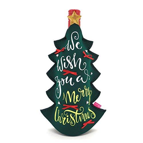 PINK ELEPHANT WINEBOTTLE COVER X'MAS ピンクエレファント ワインボトルカバー クリスマス (クリスマスツ...