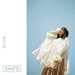Monologue♪SHE'SのCDジャケット