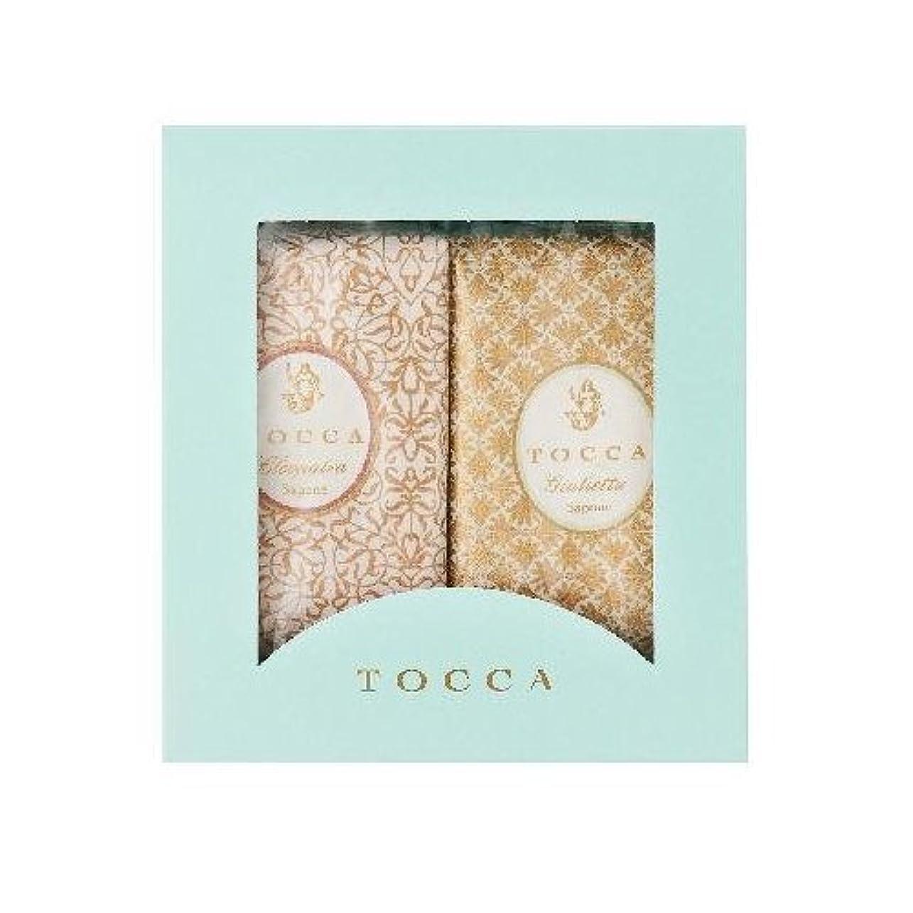項目結婚式プレゼンテーショントッカ(TOCCA) ソープバーBOXギフト (クレオパトラ & ジュリエッタ 箱入りギフト)