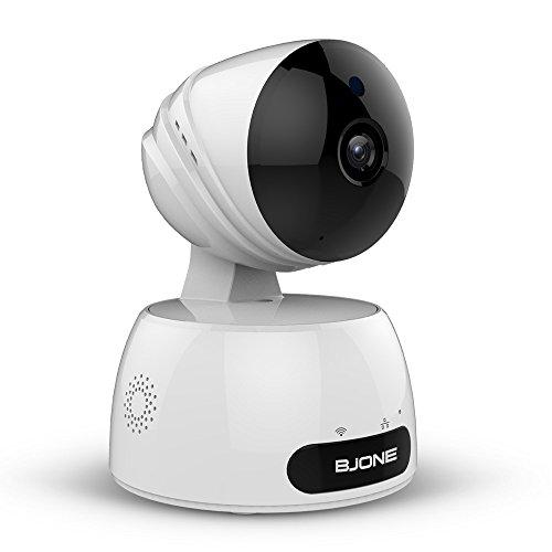 ネットワークカメラ 監視カメラ 100万画素 Wi-Fi接続...