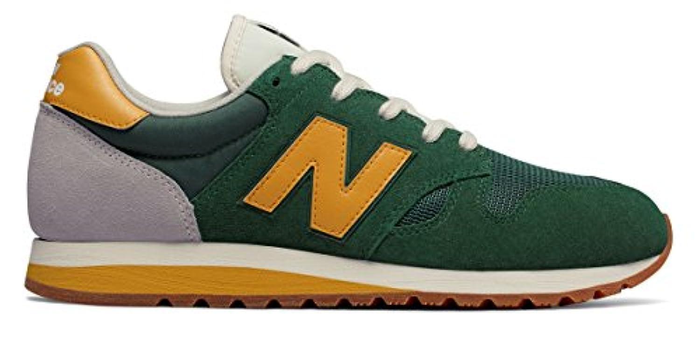 (ニューバランス) New Balance 靴?シューズ メンズライフスタイル 520 70s Running Team Forest Green with Gold ティー フォレスト グリーン ゴールド Men's 4 , Women's 5.5 (M 22, W 22.5)