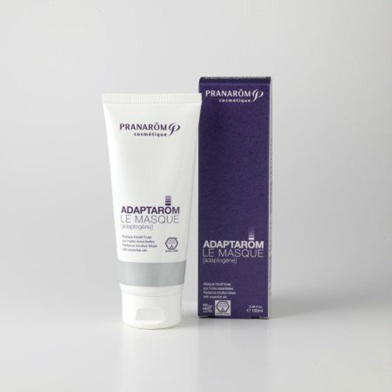 十億プラスチック励起プラナロム アダプタロム マスク 100ml 美顔用マスク (PRANAROM 基礎化粧品 アダプタロム)