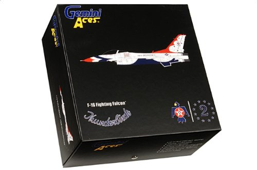 1:72 ジェミニジェット ジェミニ Aces GAUSA5003 ロックヒード F-16C Fighting Falcon ダイキャスト モデル USAF Thunderbirds #2 【並行輸入